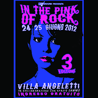 In the Pink of Rock 2012